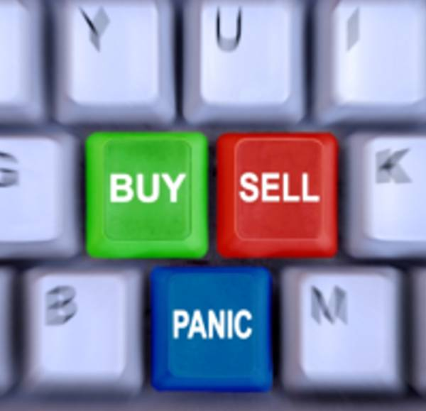 Buy sell panic button square